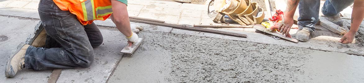 Concrete Supplier in Roswell