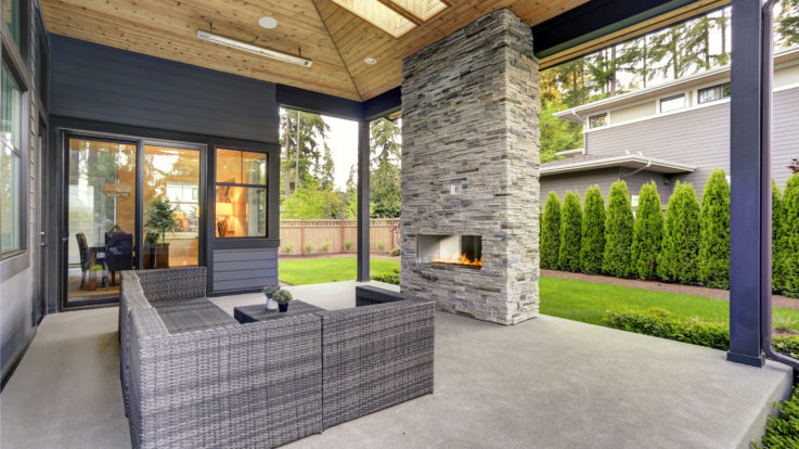 How Concrete Can Transform Your Home & Your Backyard