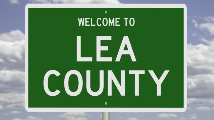 The Land on Which We Build: A History of Lea County
